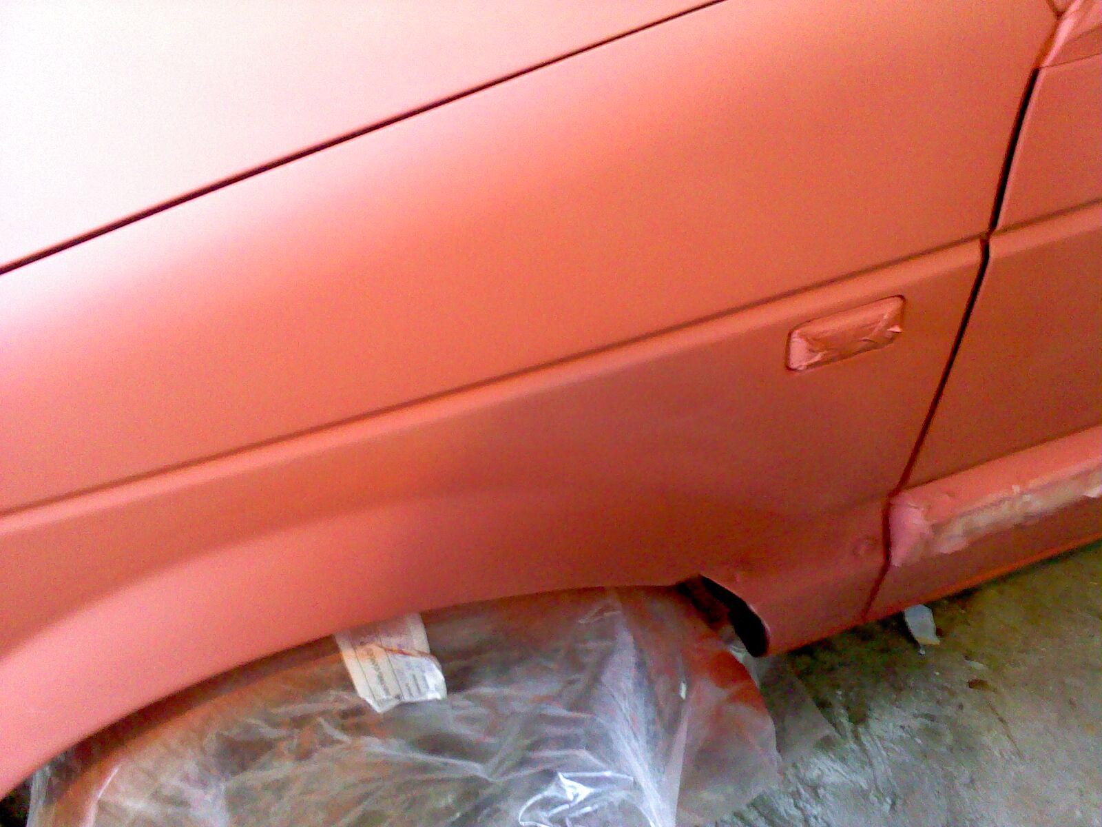 Как машину подготовить к покраске: пошаговая инструкция